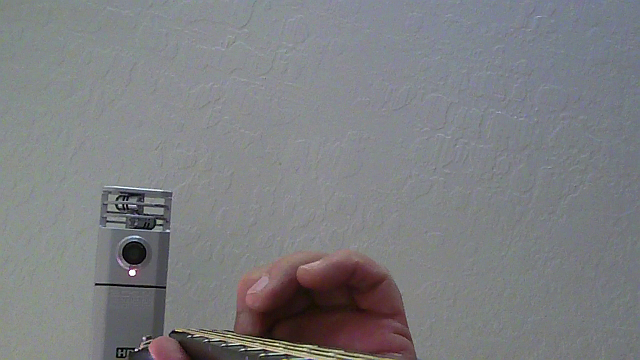 Clip from the Vado showing the neck, orientation is wrong